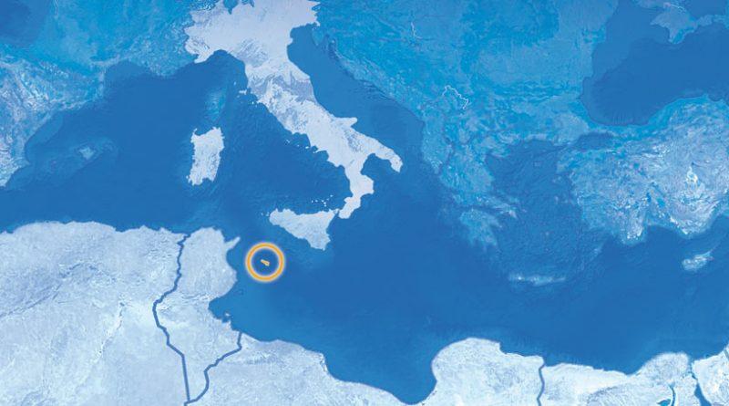 Per un Mare di Pace e di Lavoro Barbagallo A Lampedusa!