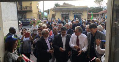 Il nuovo centro integrato di Rieti Alberto Civica a Buongiorno regione di Rai 3