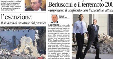 Emergenza terremoto. Alberto Civica sul Quotidiano Nazionale