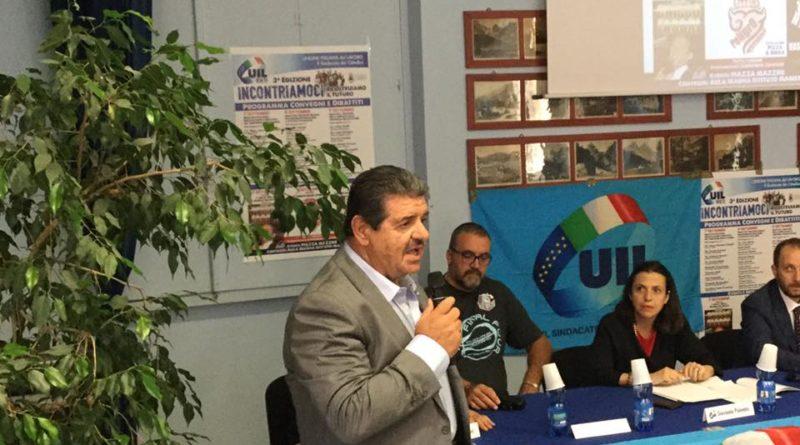 Alberto Paolucci dà il via alla terza edizione di #IncontriamociUilRieti