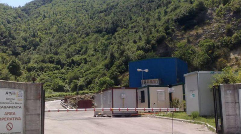 Impianto Casa Penta. La Uil chiede sicurezza per i lavoratori.