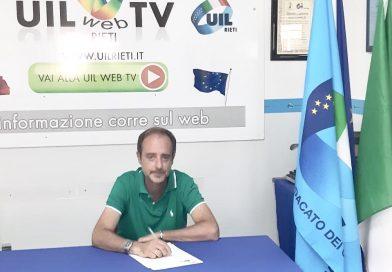La Uil di Rieti primo sindacato in Saprodir