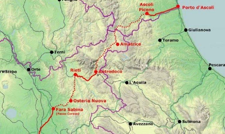 La Ferrovia dei Due Mari. La Uil di Rieti su LavoroLazio.com