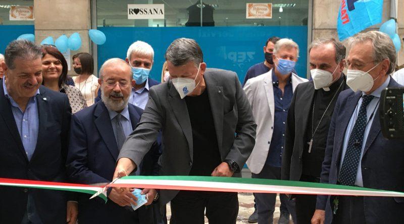Inaugurato il nostro nuovo centro servizi