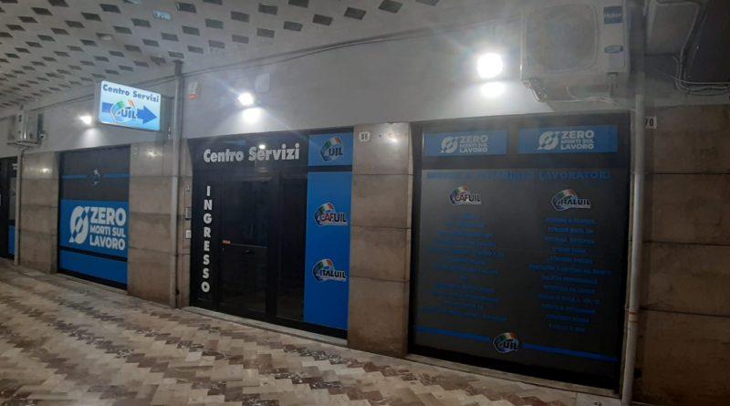 Il nuovo centro servizi sulle pagine del Corriere di Rieti
